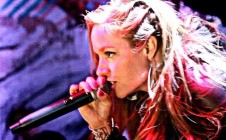 Rae Performing