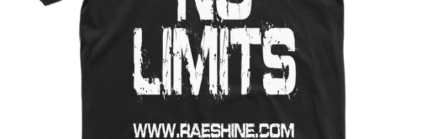 """No Limits"" Tshirt"