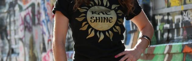 Rae Shine Logo Tshirt