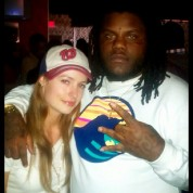 me and fat trel