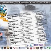 Rae Shine Live @ the Beat the Streets Concert Series Final O. St. NW DC Free Event!