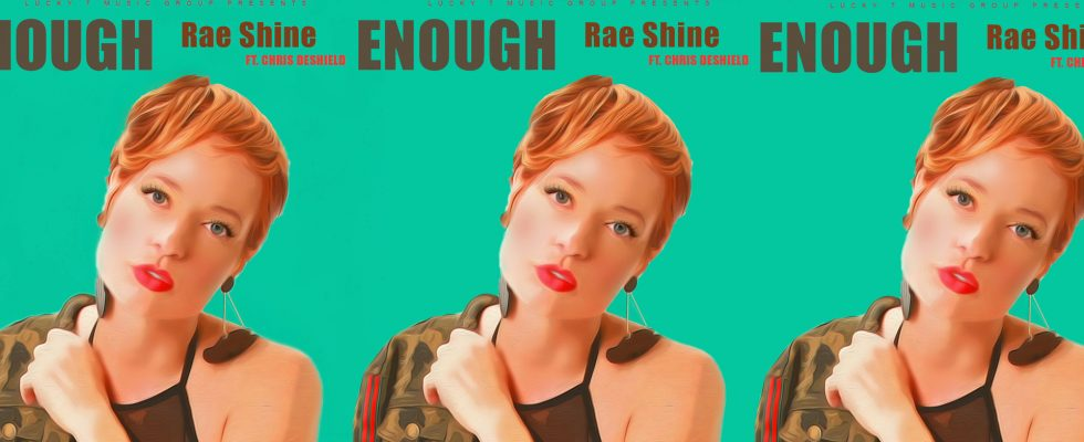 "New Single! ""Enough"" ft. Chris Deshield!"