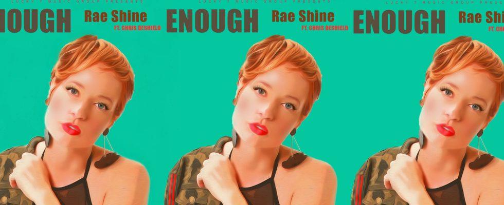 """New Single! """"Enough"""" ft. Chris Deshield!"""